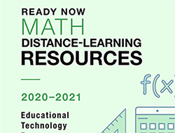 cover of Ready Now Math PDF